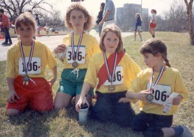 93-05 relay race